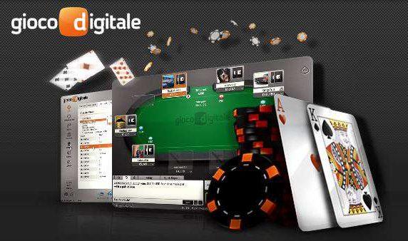 Gioco digitale poker