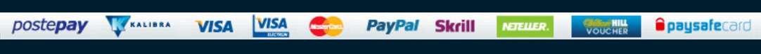 metodi pagamento WH