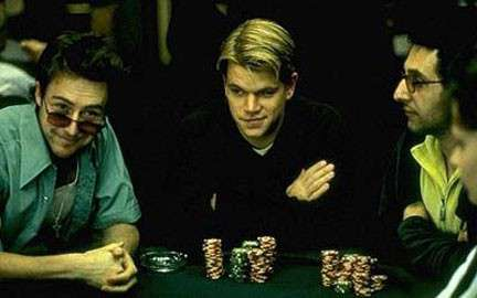 Cultura del poker : film, TV e libri