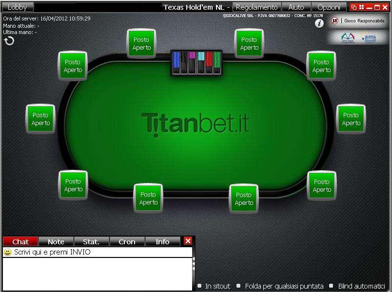 titanbet-tavolo
