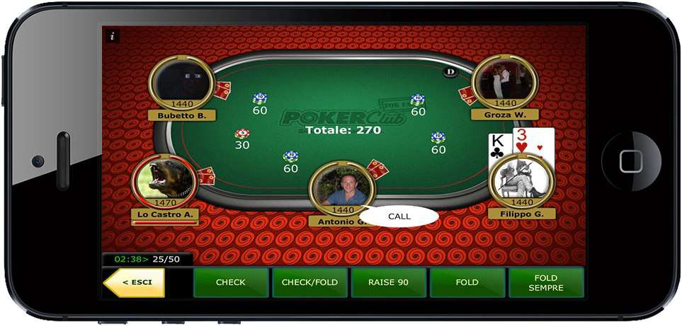 lottomatica poker