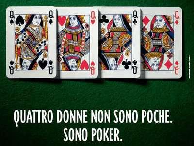 frasi poker