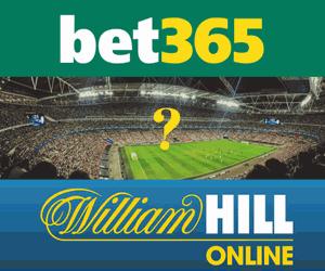 Bet365 o William Hill? Confronto su scommesse, bonus, quote e altro ancora