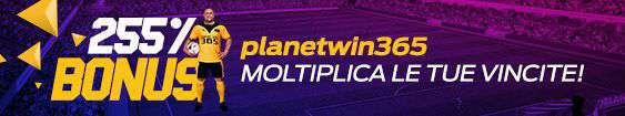 megabonus planet promozione