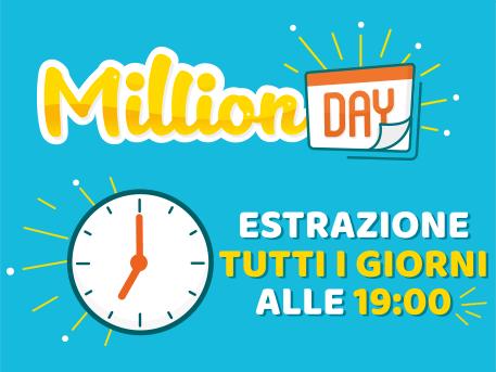 Million day online: cos'è e come si vince: la guida completa