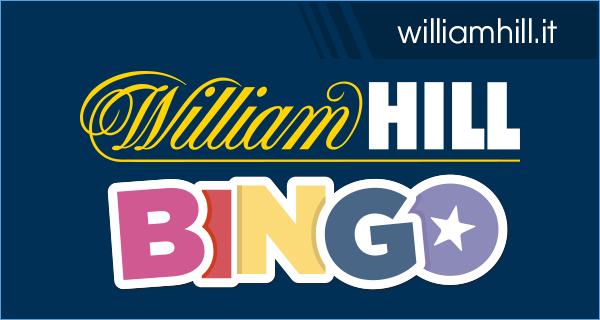 bonus william hill bingo