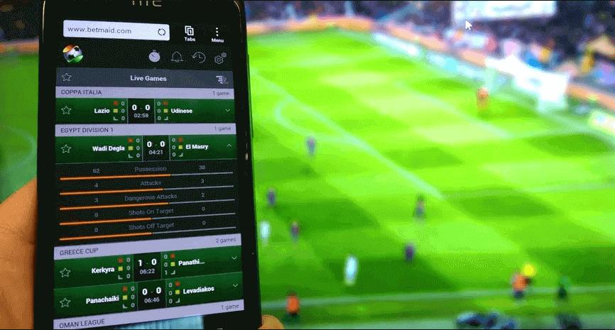 Migliori app scommesse sportive: calcio, quote, streaming
