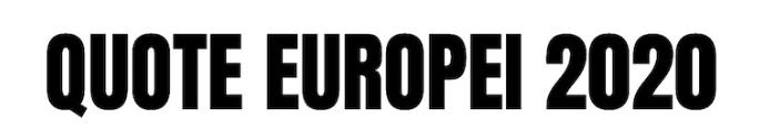 quote europei 2020