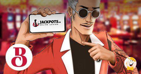 Registrarsi a Jackpots tramite smartphone