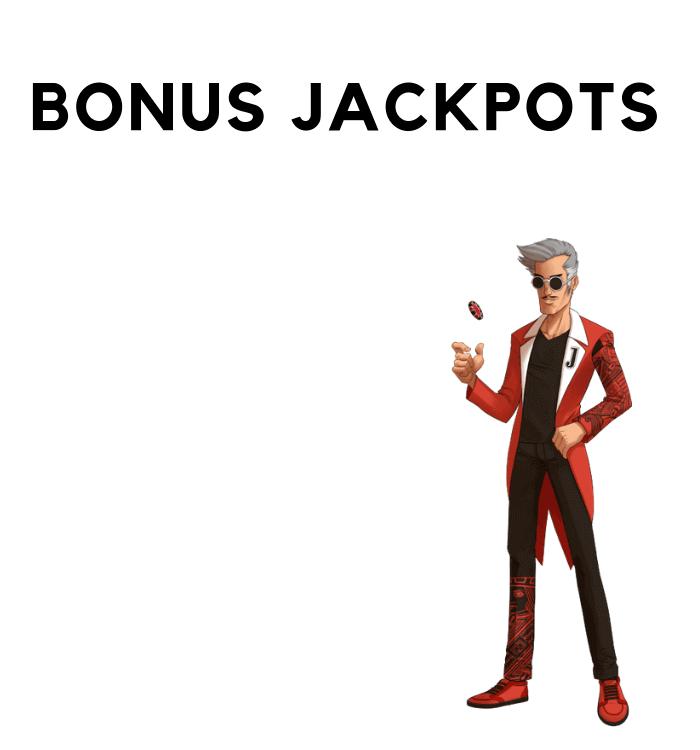 Il bonus Jackpots: a chi è destinato