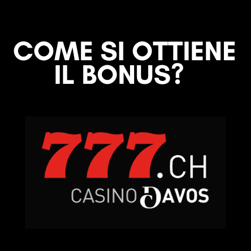 Bonus Casino777: la nostra guida dettagliata all'utilizzo