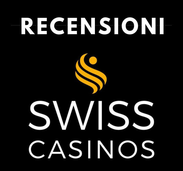 Una panoramica a 360° sui servizi di Swisscasinos