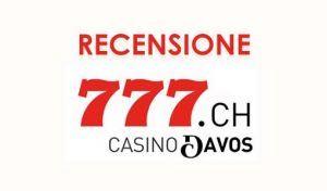 Recensione Casino777: opinioni e pareri su questo operatore