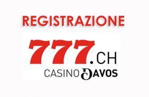 Registrazione Casino777: tutti i passaggi per registrarsi