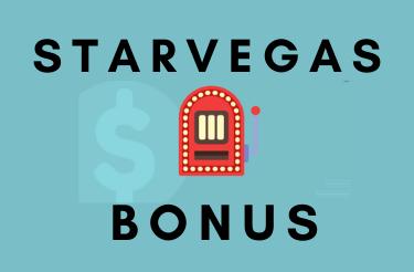 Starvegas bonus: tutto quello che c'è da sapere