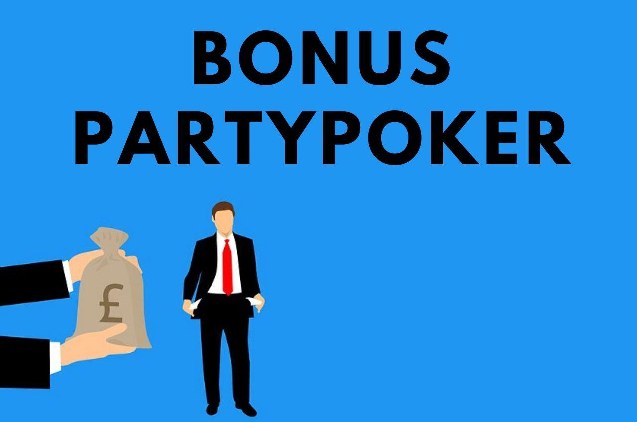 Bonus Partypoker: come ottenerli e in che cosa consistono