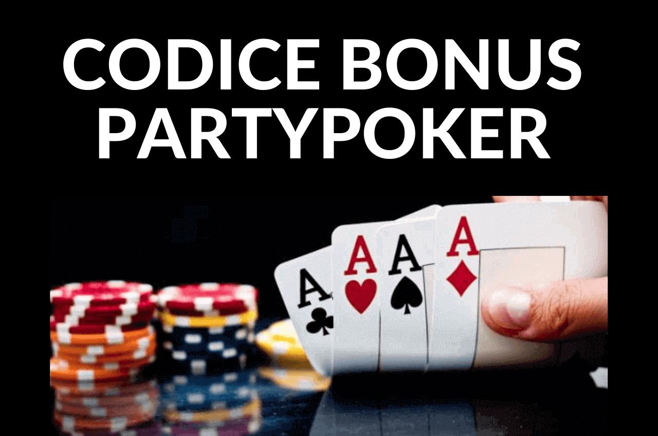 Codice bonus Partypoker: la guida alle promozioni