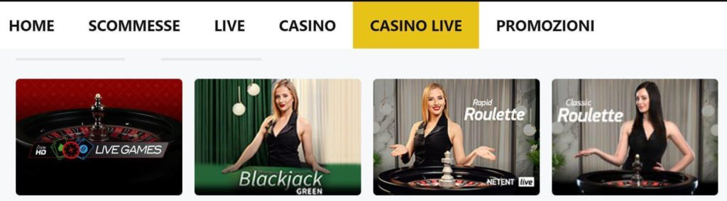 casino live efbet