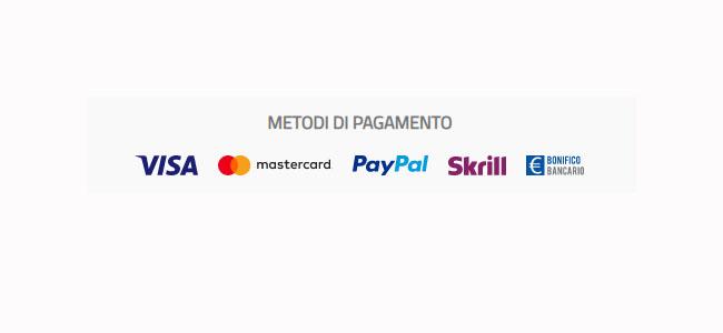 lukia metodi di pagamento