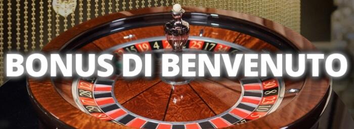 Bonus di Benvenuto swiss 4 win